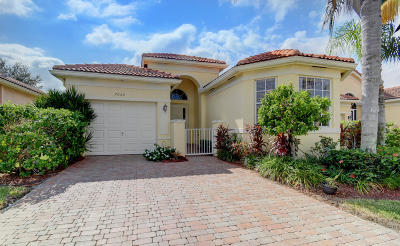 Delray Beach Single Family Home For Sale: 7050 Del Corso Lane