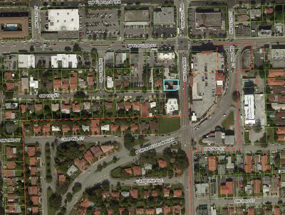 Miami Residential Lots & Land Contingent: 3707 SW 1st Street