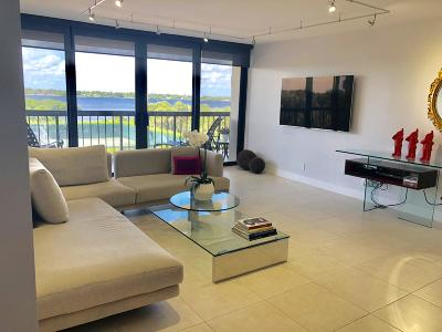 Palm Beach Condo For Sale: 3440 S Ocean Boulevard #306n