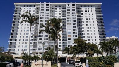 Fort Lauderdale Condo For Sale: 3015 Ocean Boulevard #14j
