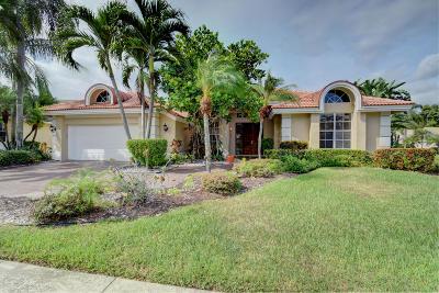 Boynton Beach, Gulf Stream Single Family Home For Sale: 7773 Dorchester Road