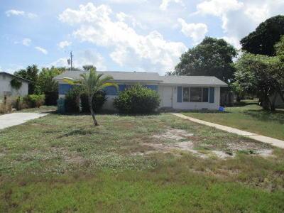 Boynton Beach Single Family Home For Sale: 650 SW 2nd Avenue