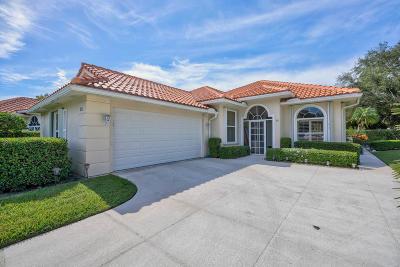 Palm Beach Gardens Single Family Home For Sale: 211 E Tall Oaks Circle