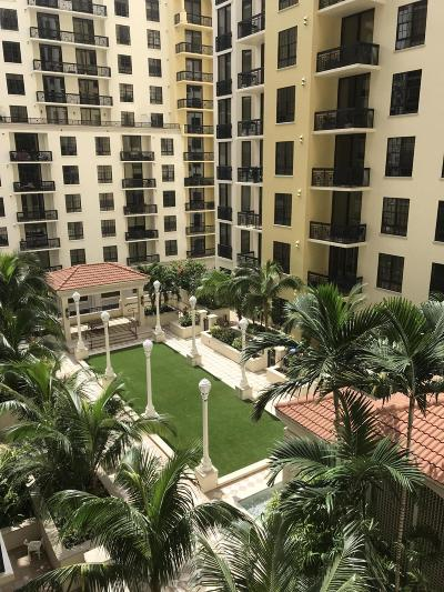 West Palm Beach Condo For Sale: 701 S Olive Avenue #812