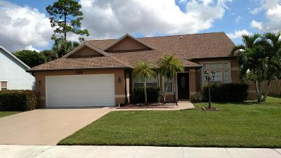 Royal Palm Beach Single Family Home Contingent: 139 Kings Way