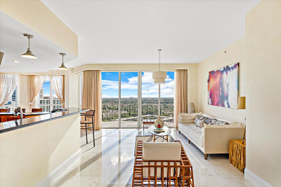Broward County Condo For Sale: 1460 S Ocean Boulevard #1601