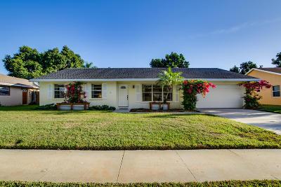 Wellington Single Family Home For Sale: 1236 Mystic Way