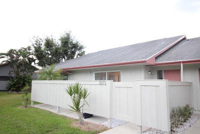 Jensen Beach Single Family Home Contingent: 3971 NW Cinnamon Tree Circle