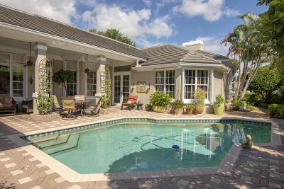 Indian River Shores Single Family Home For Sale: 101 Laurel Oak Lane