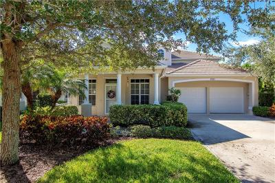 Vero Beach Single Family Home For Sale: 1715 Orchid Island Circle