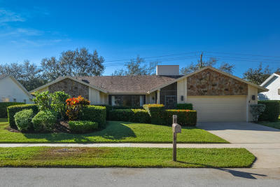 Boca Raton Single Family Home For Sale: 2800 NW 30th Street