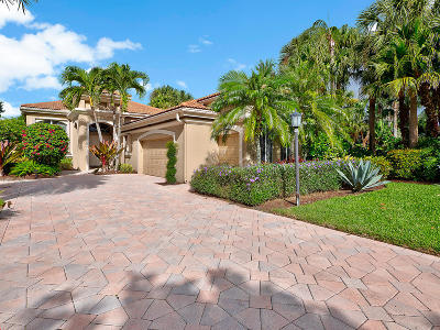 Palm Beach Gardens Single Family Home For Sale: 285 Isle Way