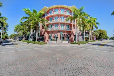 Delray Beach Condo For Sale: 225 NE 1st Street #305
