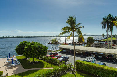 West Palm Beach Condo For Sale: 2600 Flagler Drive #308
