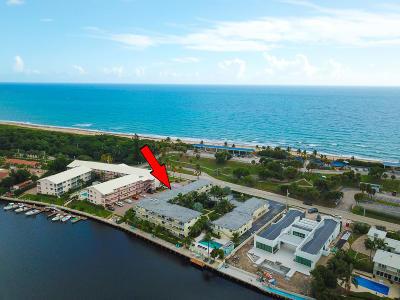 Ocean Ridge Condo For Sale: 6520 Ocean Boulevard #0330