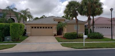 Boca Raton Single Family Home For Sale: 11099 Baybreeze Way