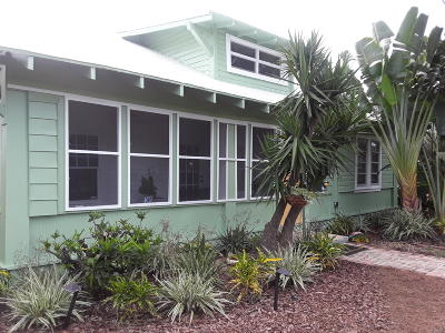 Lake Worth Single Family Home For Sale: 117 S Palmway