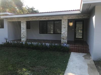 Miami Single Family Home For Sale: 10 NE 102nd Street