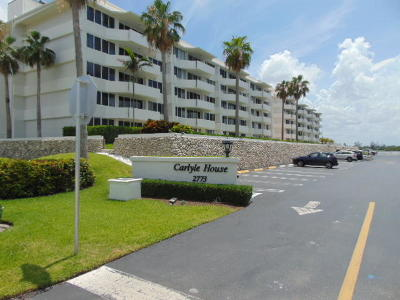 Palm Beach Rental For Rent: 2773 S Ocean Boulevard #3030