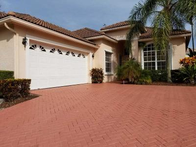 Boca Raton Single Family Home For Sale: 10860 La Salinas Circle