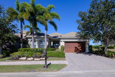 Port Saint Lucie Single Family Home For Sale: 139 SE Bella Strano