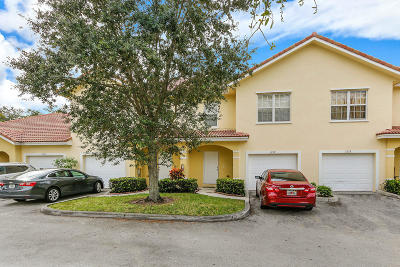Pompano Beach Townhouse For Sale: 1217 NW 27 Avenue