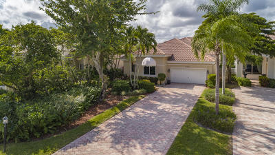 Boca Raton Single Family Home For Sale: 7131 Dubonnet Drive