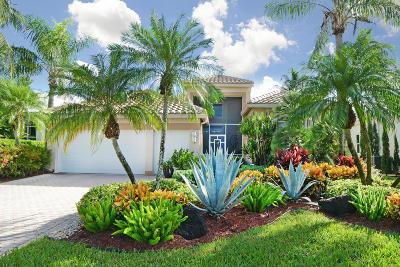 Boynton Beach Single Family Home Contingent: 11570 Losano Drive