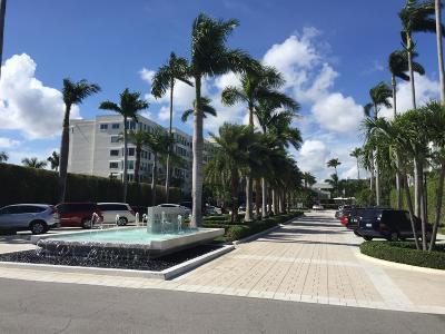 Palm Beach Condo For Sale: 44 Cocoanut Row #506a