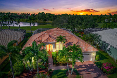 Port Saint Lucie Single Family Home For Sale: 2024 SE Oxton Drive