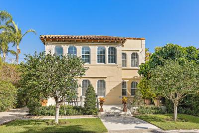 Palm Beach Single Family Home For Sale: 223 Seminole Avenue