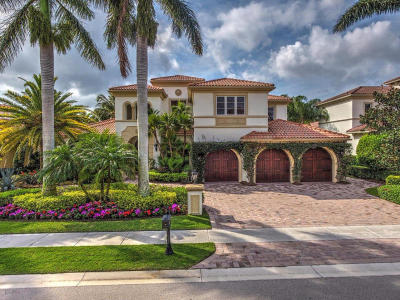 Palm Beach Gardens Single Family Home For Sale: 678 Hermitage Circle