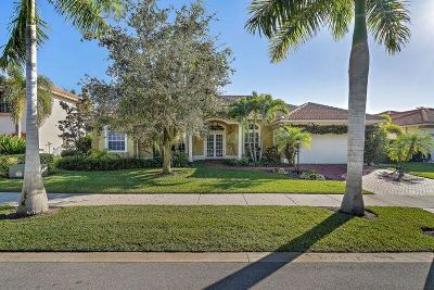 North Palm Beach Single Family Home Contingent: 110 Nativa Circle