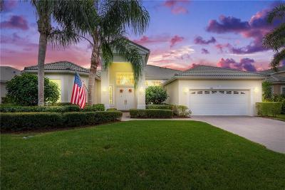 Port Saint Lucie Single Family Home For Sale: 1451 SE Kentallon Lane