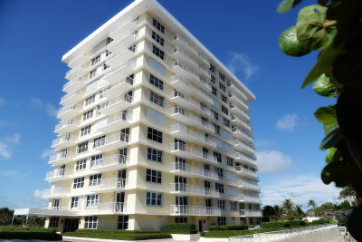 Juno Beach Condo For Sale: 500 Ocean Drive #W-5-D