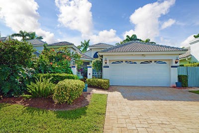 Boca Raton Single Family Home For Sale: 2153 NW 60th Circle