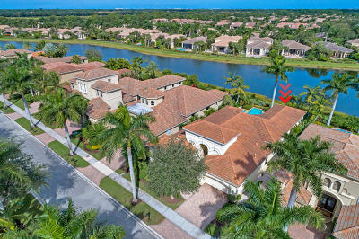 Palm Beach Gardens Single Family Home For Sale: 110 Monte Carlo Drive
