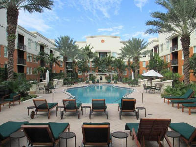 West Palm Beach Condo For Sale: 600 S Dixie Highway #125