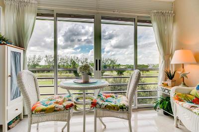 Lake Worth Condo For Sale: 3959 Via Poinciana #508