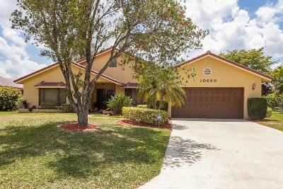 Coral Springs Single Family Home Contingent: 10690 NW 6th Street