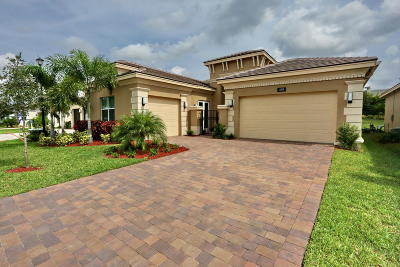 Boynton Beach Single Family Home For Sale: 12858 Granite Mountain Pass
