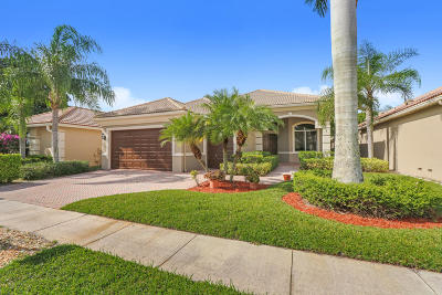 West Palm Beach Single Family Home For Sale: 7863 Sandhill Court