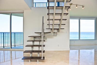 Highland Beach Condo For Sale: 2575 S Ocean Boulevard #203s