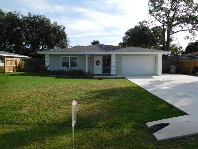 Vero Beach Single Family Home For Sale: 236 18th Avenue