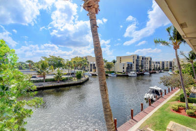 Condo For Sale: 23 Royal Palm Way #18