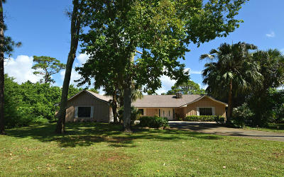 Palm City Single Family Home For Sale: 1635 SW Saint Andrews Drive