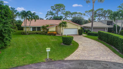 Delray Beach Single Family Home For Sale: 925 Foxpointe Circle