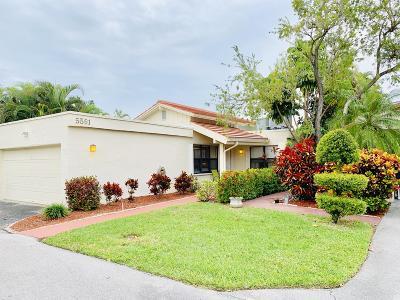 Boynton Beach Single Family Home For Sale: 5591 Ainsley Court