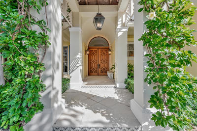 Palm Beach FL Single Family Home For Sale: $5,350,000