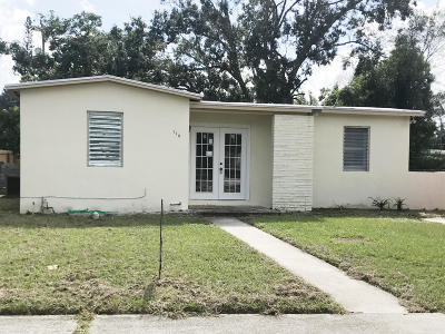 Port Saint Lucie FL Single Family Home For Sale: $139,900